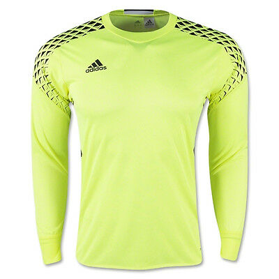 adidas Youth Onore 16 Goalkeeper Jersey Solar Yellow AI6345