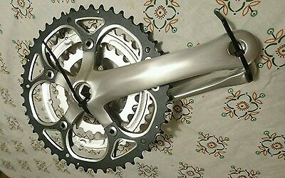 Sugino Xd2 Bicycle Crankset Chainset Triple 160Mm 48/38/28 Alloy Forged Japan