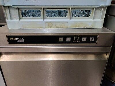 ecomax by HOBART Commercial Dishwasher