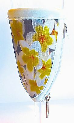 Champagne Glass Cooler - New Frangipani