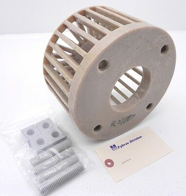 "Fybroc Suction Strainer 3"" 08753C011 / R09987"