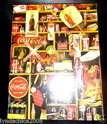 Vintage Coca Cola Jigsaw Puzzle By Coca-Cola 1986 (500 Pieces)