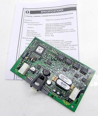 GS Systems Network Communications Board 3-RS485A