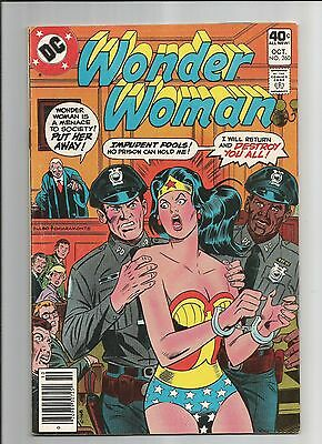 Wonder Woman #260 Fn/vf Ow/white Pages   Bronze Age Dc  Comic 1979