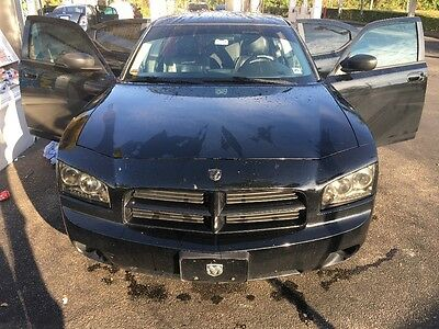 2009 Dodge Charger Police V8 HEMI...Racing Exhaust...New Tires...Rims...Tinted Windows