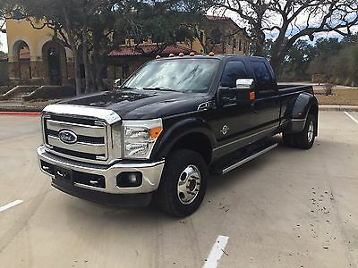 2011 Ford F-350 Lariat 2011 Ford Superduty F-350 Lariat 4x4 6.7L Powerstroke Diesel FX4 Dually TEXAS