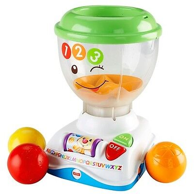 Fisher Price Laugh & Learn Mix N Learn Blender Kids Childrens Learning Toy