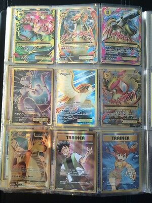 XY Evolutions COMPLETE MASTER Card Set MINT (Mega Charizards) Pokemon Cards