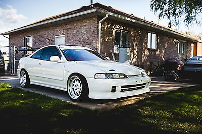2000 Acura Integra gsr Race Prepped 2000 Acura Integra GSR - caged - stitch welded - tucked & shaved