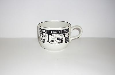"""Boots """"daily Toast"""" Cup / Mug."""