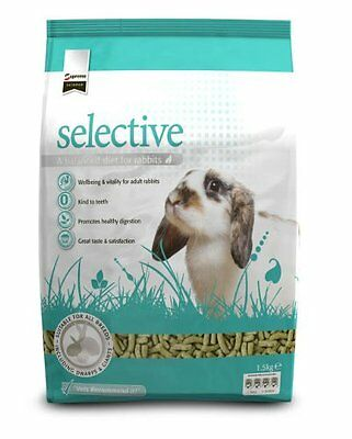 Supreme Petfoods Science Selective Rabbit Food | 1.5KG
