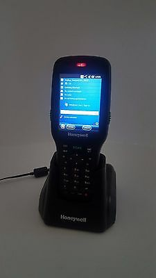 Honeywell Dolphin 6500 - Handheld Mobile Computer 1D Barcode Scanner -PDA + Base