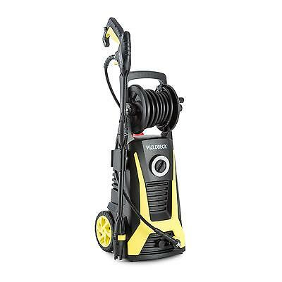 Electric High Pressure Washer Cleaner Tank 450 Ml Garden Home Industrial Yellow
