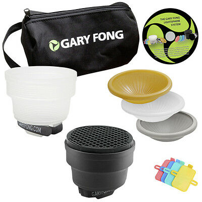 Gary Fong Collapsible Fashion & Commercial Lighting Kit - 75509- CS