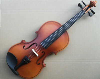 * New Matte  Musical Instruments Basswood Beginner Violin 1/4 3/4 4/4 1/2 1/8
