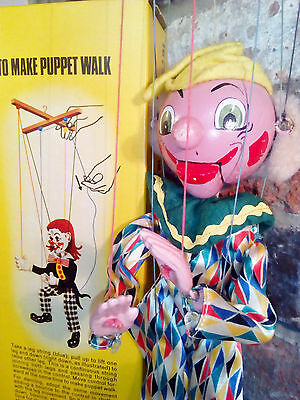 Pelham puppet Clown in great condition