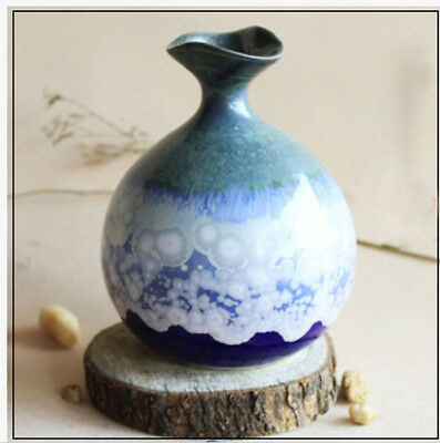 Modern Style Handmade Pottery Creative Decor Vase Floral Organ Home Decoration