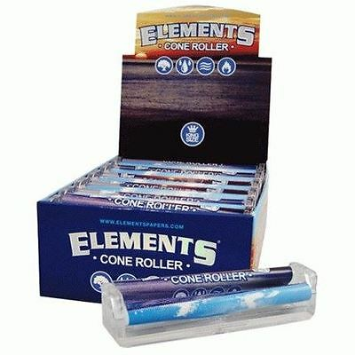 110mm Elements King Size Cone Rollers Smoking Rolling Machine