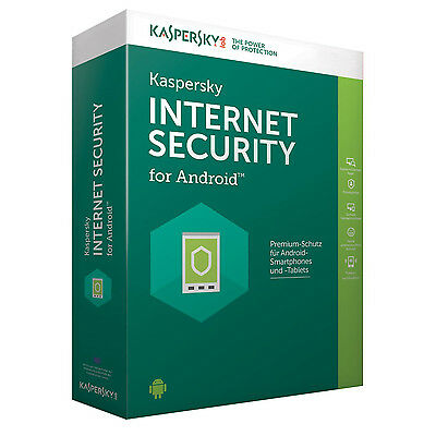 Kaspersky Internet Security 2017 for Android ( 1, 2 , 3 PC / Geräte | 1 Jahr )