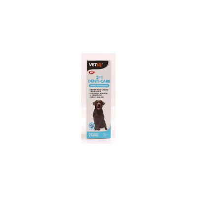 Mark and Chappell Vet Iq 2in1 Denti Care Paste 70g