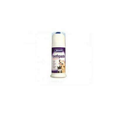 Johnson's Dog & Cat Triple Action Toothpaste 50ml x 6
