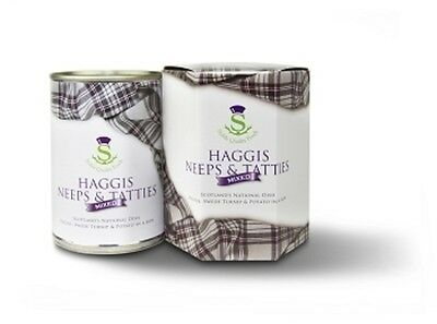 Stahlys Quality Foods - Scotch Haggis, Neeps and Tatties in a Tin