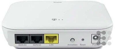 Telekom Speedport ISDN Adapter weiß 40269290