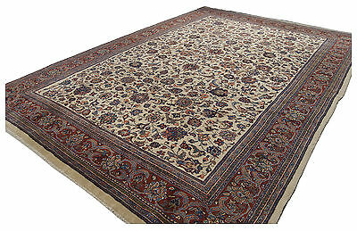 367x275 CM Tappeto Carpet Tapis Teppich Alfombra Rug (Hand Made)