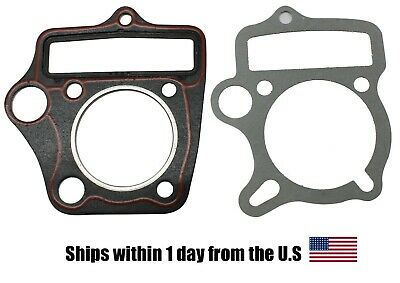 Head Gasket Set, Top End, 70cc GY6 Engine Scooter Moped ATV