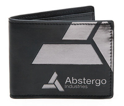Assassin's Creed Unity Abstergo Industries Logo Bifold Wallet