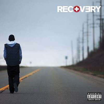 Recovery - Eminem CD INTERSCOPE
