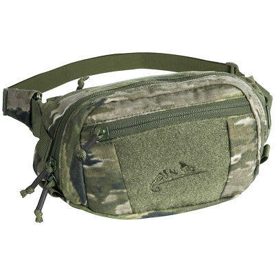 Helikon Possum Tactical Waist Pack Military Combat Hip Fanny Bag MOLLE A-TACS iX