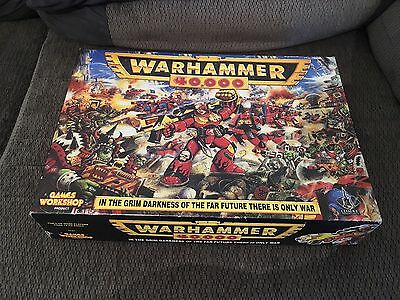 Warhammer 40,000 Starter Set MISSING FIGURES Complete Otherwise Free P&P