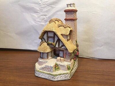 "David Winter 1991 Hand Made Collectible ""Audreys Tea Room""-Excellent Condition"