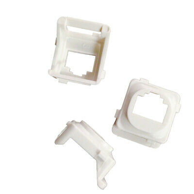 Bezel to suit Amdex/Clipsal Plates for Keystone Products - Pack of 10