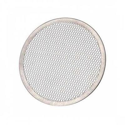 """Pizza Screen / Tray, 15"""" / 381mm, Aluminised Steel Mesh, Round Pizzas / Plate"""