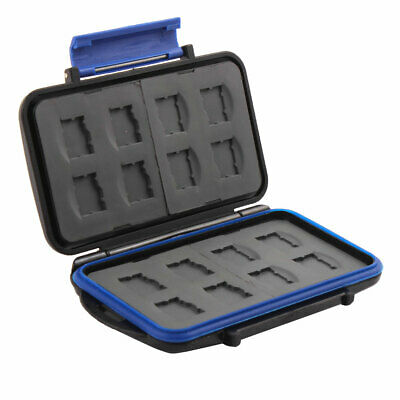 ABS Hard Protective Shell Memory Card Storage Case Holder for TF Cards