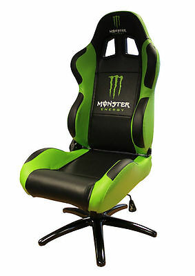 Monster Energy Paddock Office Garage Motocross Mx Enduro Race Team Chair