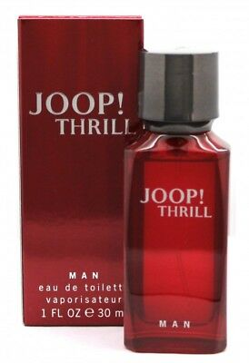 Joop! Thrill Eau De Toilette 30Ml Spray - Men's For Him. New. Free Shipping