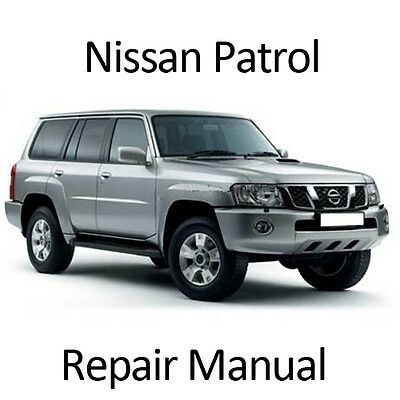 Nissan Patrol 1997-2010 Workshop Service Repair Manual