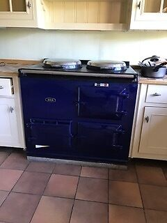 AGA Cooker 2 Oven Gas Fired