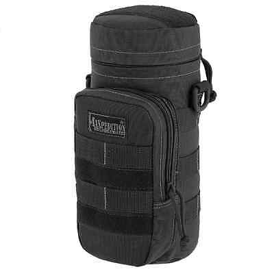 Maxpedition Bottle Holder 12X5 Padded Black
