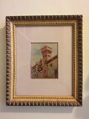 Dipinto A Olio Firmato - Oil Painting Signed