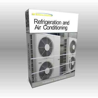 Refrigeration HVAC Air Conditioning Skills Materials Tools Training Course