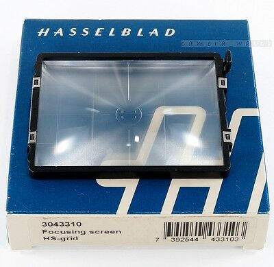 HASSELBLAD HS-Grid Spherical Acute Matte D Focusing Screen 3043310 for H1 H2 H3D