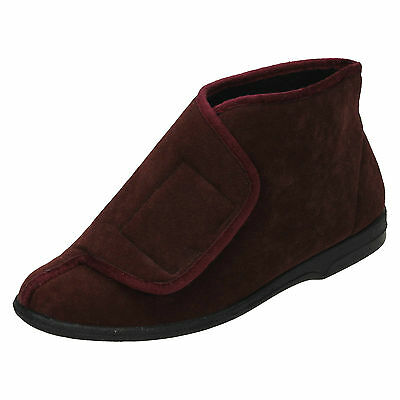 Wholesale Mens Bootee Slippers 24 Pairs Sizes 6-11  VB-M45A