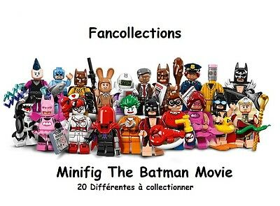 Minifig LEGO - The Batman Movie - 71017