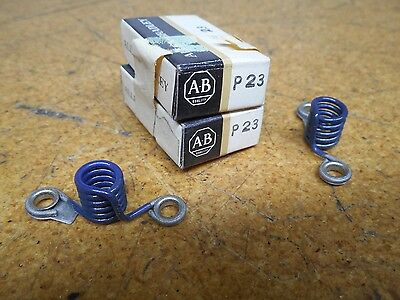 Allen Bradley P23 Thermal Overload Relay Heaters New In Box ( Lot of 2)