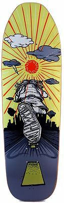 STREET PLANT City Pusher Bordeux Skateboard Deck