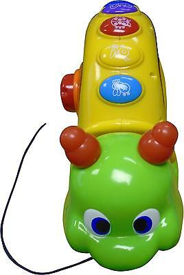 USED Chicco Kids Snail Trail Interactive Sounds (E.W)